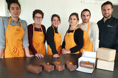 cours patisserie Nantes